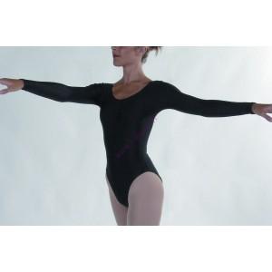 Chloé justaucorps de danse à manches longues 8f6fa898885