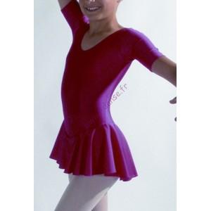 Orlane justaucorps de danse avec jupette 101194dd844